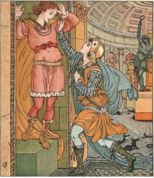 Walter Crane Illustrations
